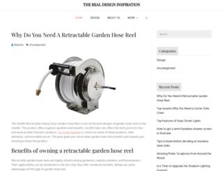 therealdesigninspiration.com screenshot