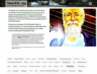 thereitis.org screenshot