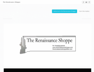 therenaissanceshoppe.com screenshot