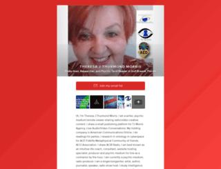 theresajmorris.com screenshot