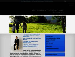 theretirementprofessor.com screenshot