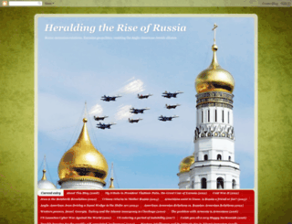theriseofrussia.blogspot.ca screenshot