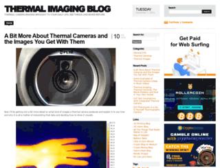 thermalimaging-blog.com screenshot