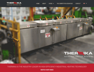 thermikasystems.com screenshot