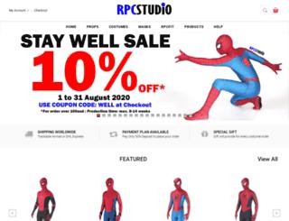 therpcstudio.com screenshot