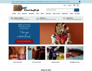 therusticdish.notonthehighstreet.com screenshot