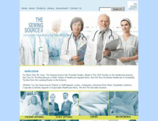 thesewingsourceinc.com screenshot