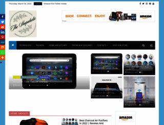 theshopaholicstop.com screenshot
