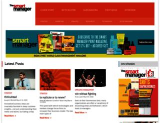 thesmartmanager.com screenshot