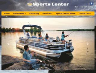 thesportscenter.com screenshot