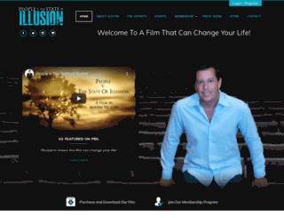 thestateofillusion.com screenshot