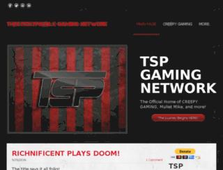 thestickypaddle.com screenshot