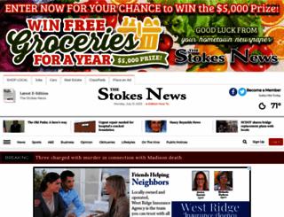 thestokesnews.com screenshot