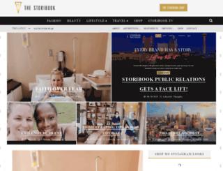 thestoribook.com screenshot