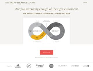 thestorystrategy.com screenshot