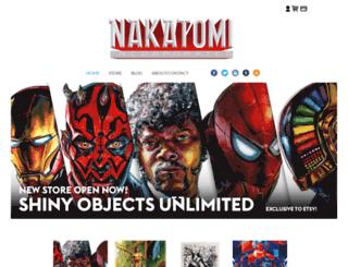 thestuff.nakatomiinc.com screenshot
