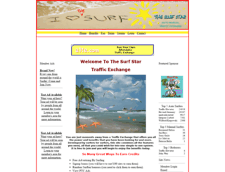 thesurfstar.com screenshot