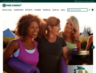 thesynergycompany.com screenshot