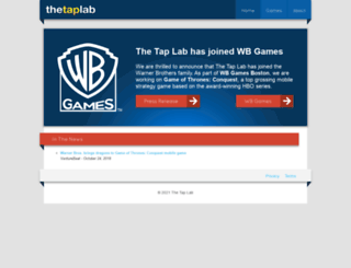 thetaplab.com screenshot