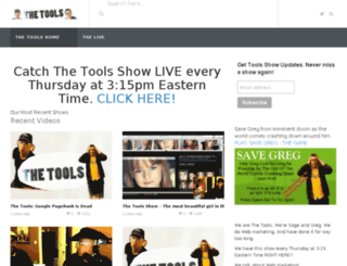thetools.tv screenshot