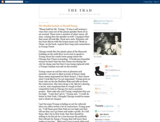 thetrad.blogspot.dk screenshot