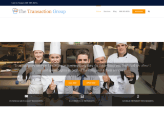 thetransactiongroup.net screenshot