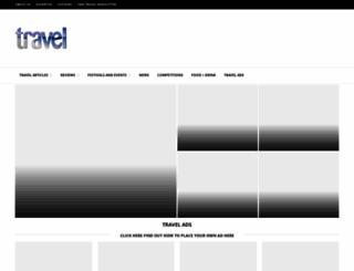 thetravelmagazine.net screenshot