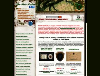 thetreemaker.com screenshot