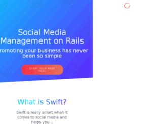 thetweetrocket.com screenshot