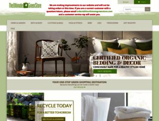 theultimategreenstore.com screenshot