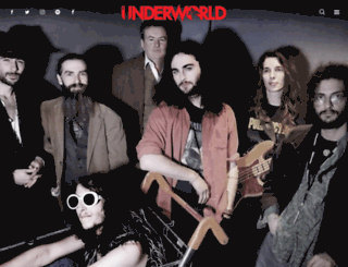 theunderworldcamden.co.uk screenshot
