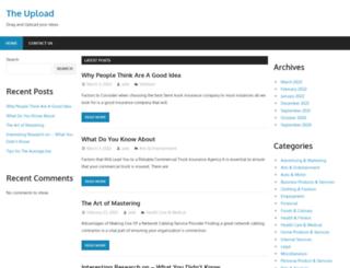 theupload.info screenshot