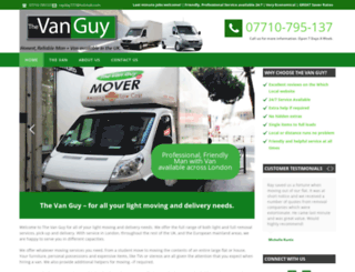 thevanguy.com screenshot
