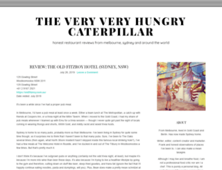 theveryveryhungrycaterpillar.com screenshot