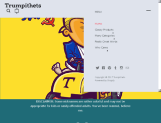 thevileplutocrat.com screenshot