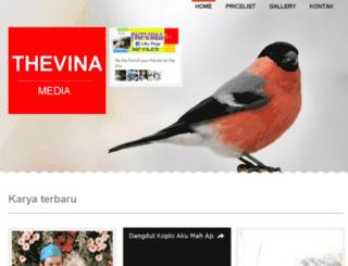 thevina.web.id screenshot