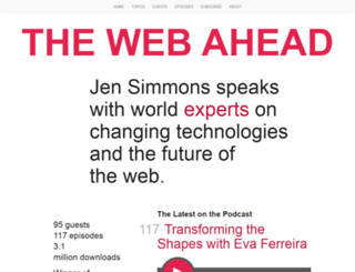 thewebahead.net screenshot