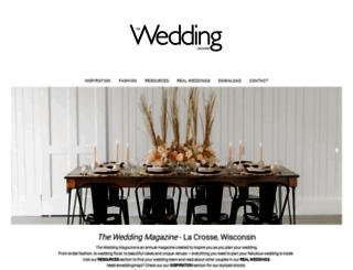 theweddingmagazine.net screenshot