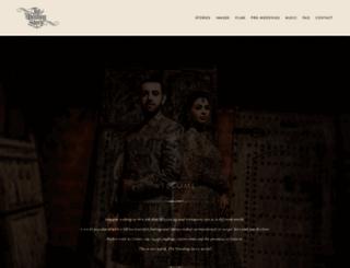 theweddingstory.com screenshot