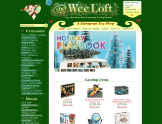 theweeloft.com screenshot