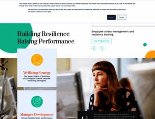 thewellbeingproject.co.uk screenshot