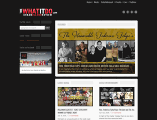 thewhatitdo.com screenshot