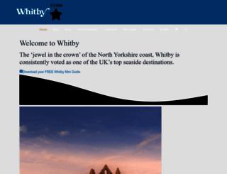 thewhitbyguide.co.uk screenshot