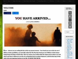 thewildvoice.org screenshot