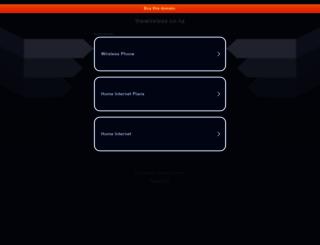 thewireless.co.nz screenshot
