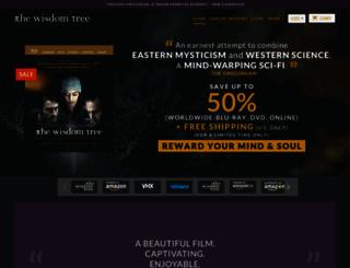 thewisdomtreefilm.com screenshot