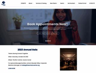 thewomenscenter.org screenshot