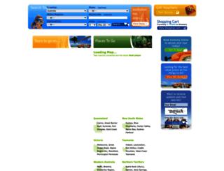 theword.tourstogo.com.au screenshot