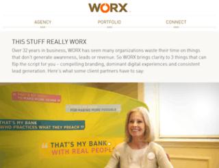 theworxgroup.com screenshot