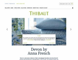 thibautdesign.com screenshot